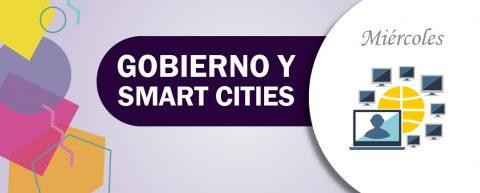 GOBIERNO Y SMART CITIES