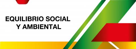 EQUILIBRIO SOCIAL Y AMBIENTAL